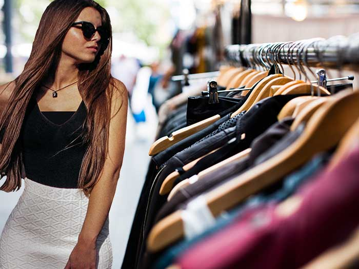Personal Shopping with a Client – Making You Look Good