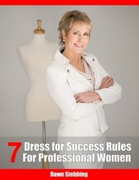 7 Dress for Success Rules for Professional Women