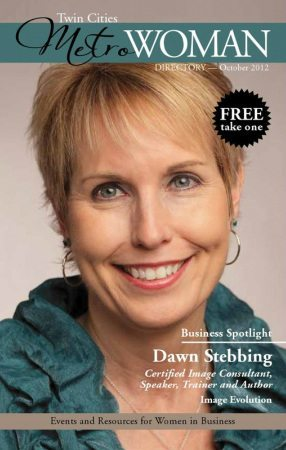 Meet the author, Dawn Stebbing