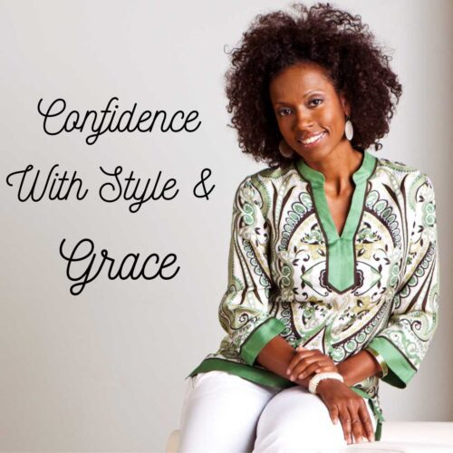 Confidence With Style & Grace